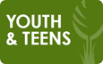 Youth & Teens Button