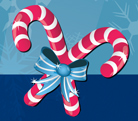 Holiday candycanes