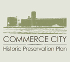 Contribute your insight to the city's historic preservation program