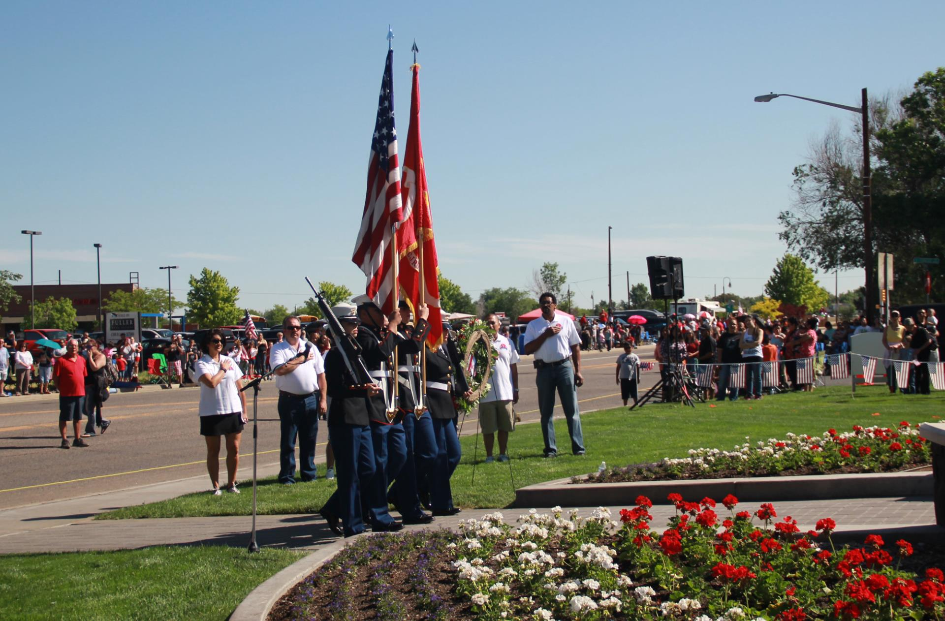 Honor Veterans at Commerce City's Memorial Day Parade | News